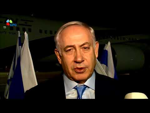PM Netanyahu's Remarks Prior to Leaving on an Official Visit to India