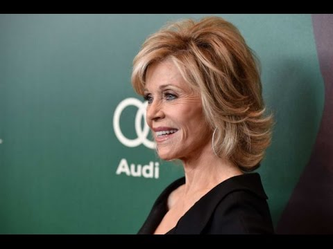 Best Jane Fonda Hairstyles - YouTube