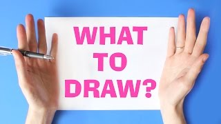 What to draw? Open the artist in yourself! | Channel Trailer