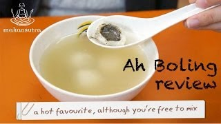 75 Ah Balling Peanut Soup