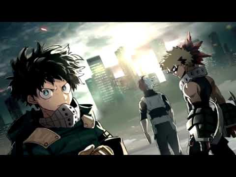 Most Epic Osts Of All Times  Boku no Hero Academia