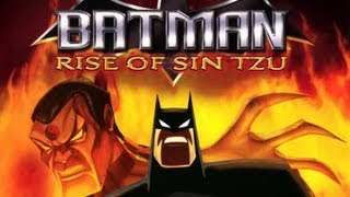 CGRundertow BATMAN: RISE OF SIN TZU for PlayStation 2 Video Game Review