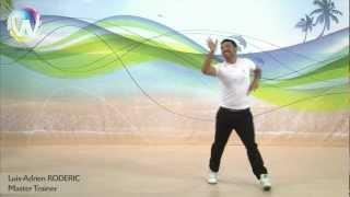 Cours de danse - animé par Luis-Adrien RODERIC - chez UNIVERS WELLNESS LA CIOTAT