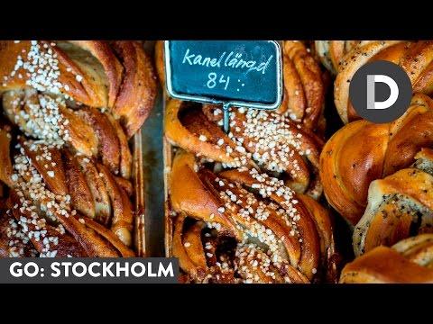 Swedish Cakes in Stockholm! - DEA Episode 6