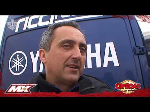San Severino Marche 2010 - Ilario Ricci Interview