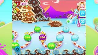 Candy Crush Soda Saga Level 650-651 NEW! Complete!