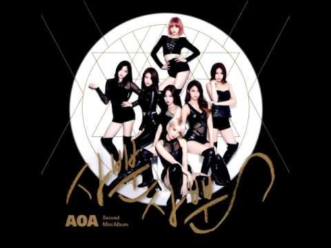AOA - 사뿐사뿐(Like a Cat) CHIPMUNKS VERSION mp3