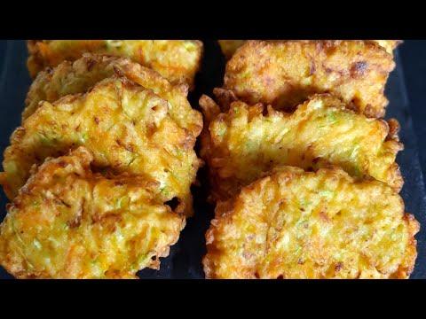 ▶️-beignets-de-carottes-et-courgettes-facile-àfaire,-idéal-pour-faire-manger-des-légumes-aux-enfants