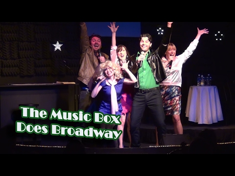 The Music Box Does Broadway  2017