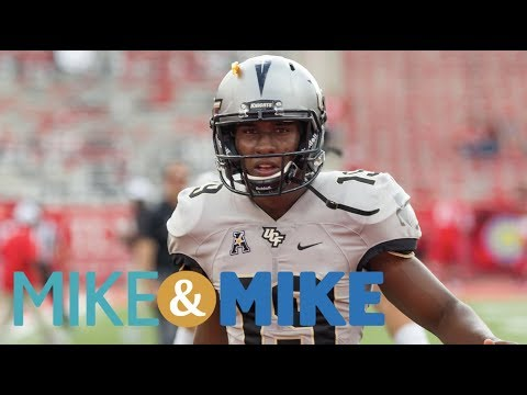 UCF Kicker Picks YouTube Over Football | Mike & Mike | ESPN