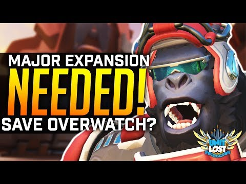 Overwatch NEEDS a MAJOR Expansion!