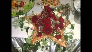 живые цветы свадьбы