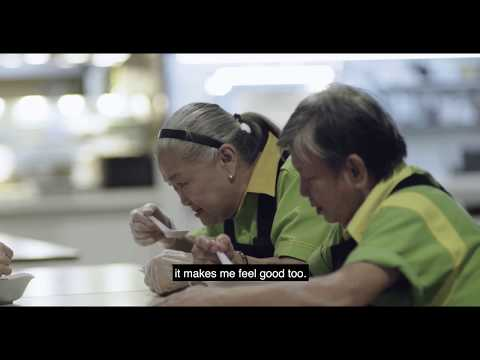 Who Cleans Your Singapore? - A Day in the Life of a Hawker C