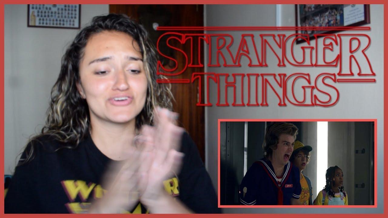 "Download Stranger Things Season 3 Episode 5 Reaction to ""The Flayed"" 3x05"