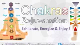 Chakras Rejuvenation (Guided Meditation) Beej Mantra Chants | चक्र ध्यान ! बीज मंत्र ||