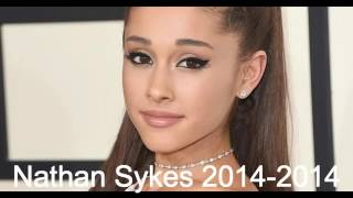 HollywireTV! 6 Guys Ariana Grande Has Dated!