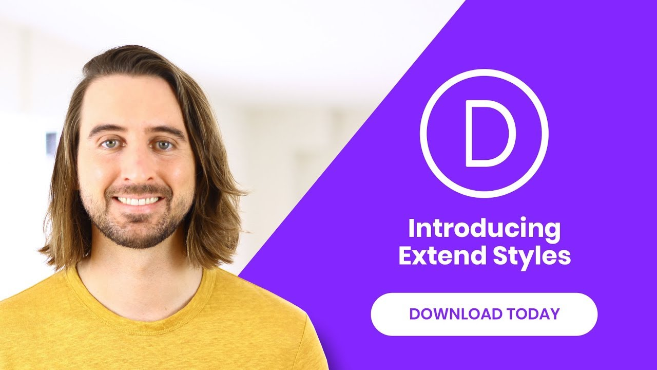 Build Divi Pages Faster Than Ever Before! Introducing Extend Styles