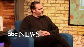 Joaquin Phoenix on his new film