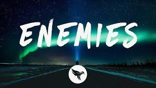 Post Malone - Enemies (Lyrics) Feat. DaBaby