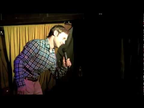 The Robot Comedian