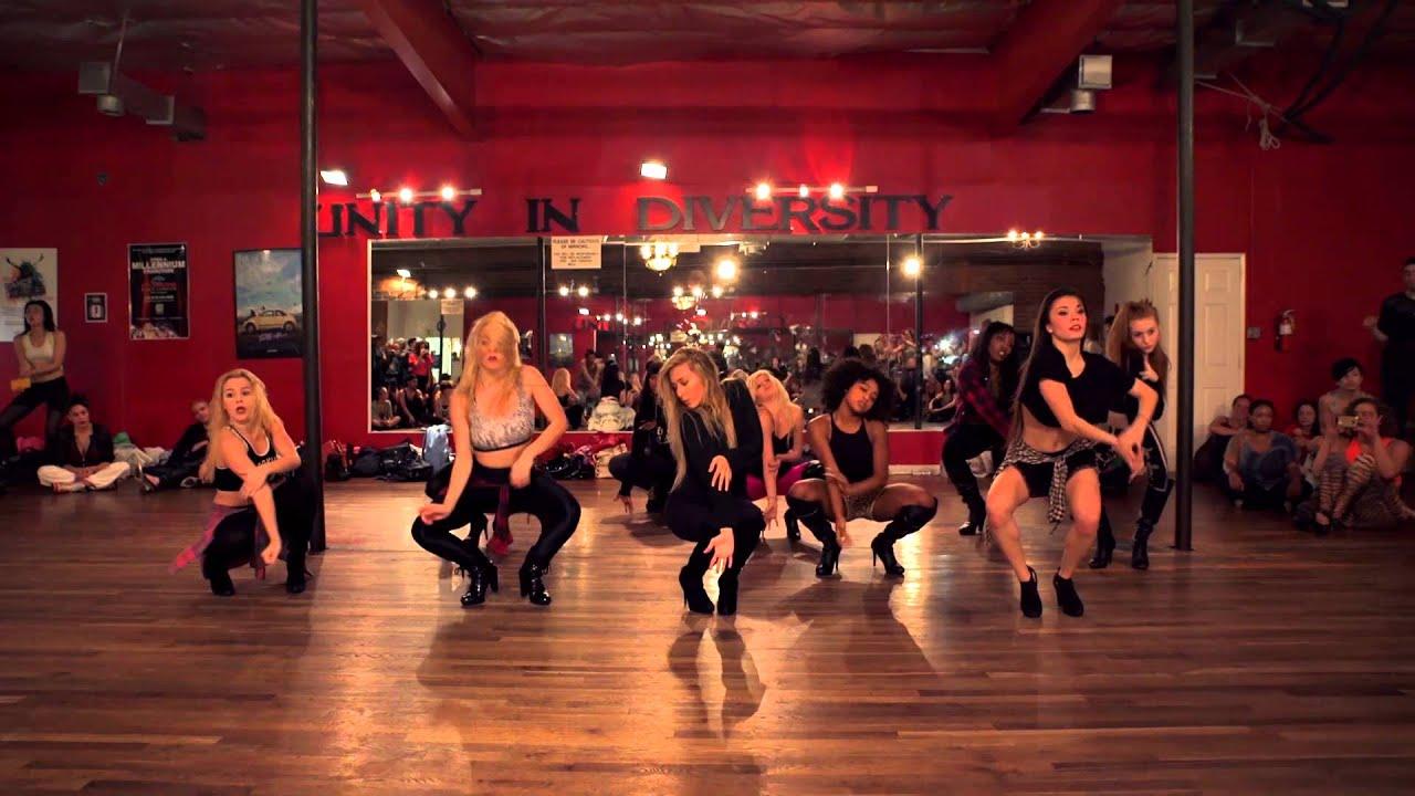 Yanis Marshall Heels Choreography - When We Oooo - Janet Jackson | Filmed by @timmilgram
