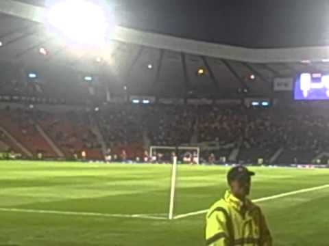 Scotland winner Vs Liechtenstein