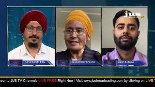 The Way Forward || Harjot Singh || Sarabjit Kaur Cheema || Vipin S.Bajwa|| Jus Punjabi