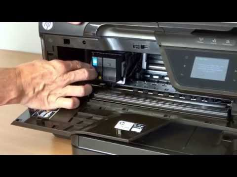 Unboxing and Setting Up the HP Officejet 6700 Premium e-All-in-One Printer from YouTube · Duration:  19 minutes 26 seconds