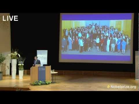 2012 Nobel Lectures in Chemistry