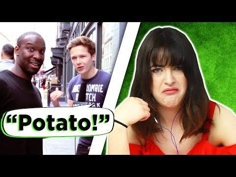 Irish People Watch People Try Irish Accents