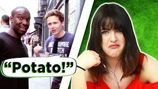 Irish People Watch People Try Irish Accents