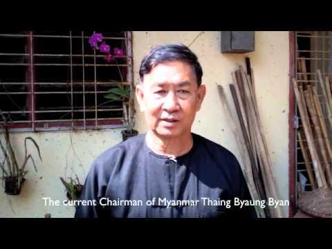 Thaing Byaung Byan Bando Banshay Grand Master U Aung Thein Message