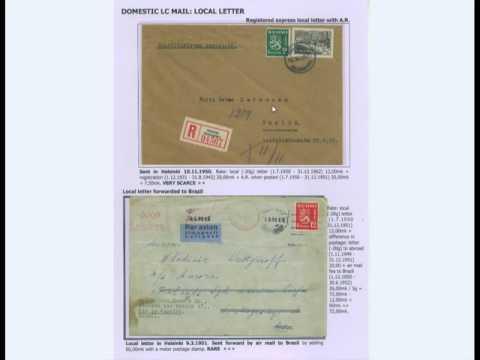 Osa 1 - Postal history of M30