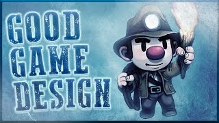 Good Game Design - Spelunky: Nothing Held Back (feat. GamingFTL)