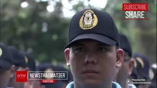 Sumabog Sa Galit Si President Duterte Ng Iharap Sa Kanya Ang 228 Police Scalawags Sa Ncr