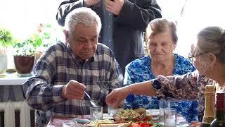 В любви и согласии 60 лет. Супружеская пара Гильмутдиновых отметила бриллиантовую свадьбу