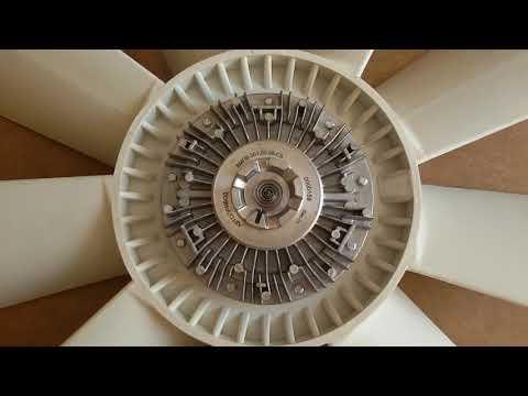 Вязкостная муфта (вискомуфта) д=660мм, КАМАЗ Евро-2 Евро-3, аналог Borg Warner 18223-3