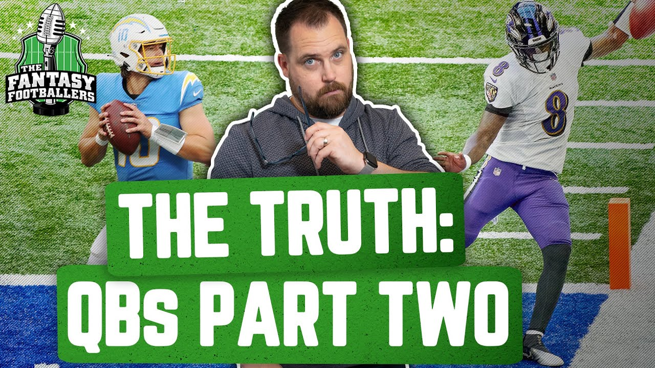Fantasy Football 2021 - The TRUTH About Fantasy QBs in 2020, Part 2 - Ep. #1021