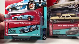 Auto World 2018 Premium Release 4 Version A Unboxing