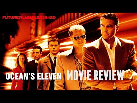 Ocean's Eleven (2001) - Movie Review by FF39480