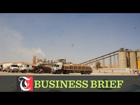 Business Brief - Cement firms in Oman plan joint venture in Duqm