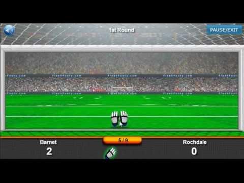 Gameplay del Goalkeeper Premier - ¡¡La primera final que consigo en días!!