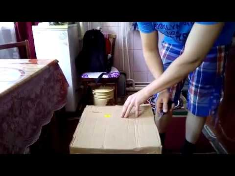 Распаковка сушилки Профит ЕСП 01