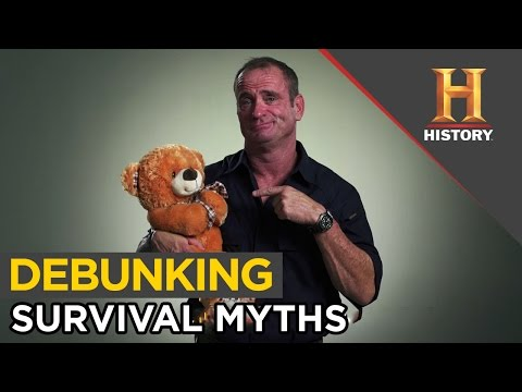 Shutting Down Survival Myths | Asia's Special Forces with Terry Schappert