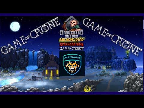 # 08 Graveyard Keeper Game of Crone DLC |