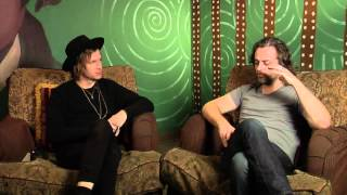 Dennis Lyxzen (INVSN) & Jake Snider (Minus The Bear) talk Music & Touring, Past & Present