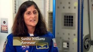 Shades of Shakti Suni Williams at NASA