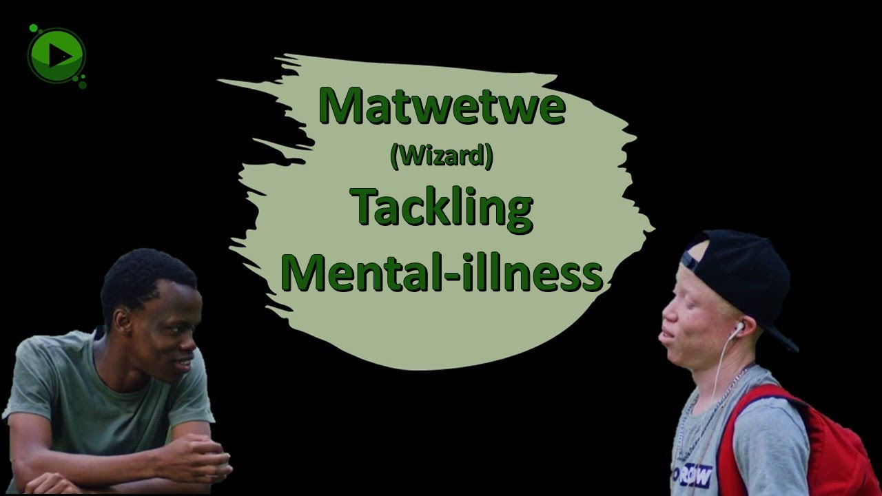 Download Episode Mzansi Presents: Matwetwe Tackling Mental-illness