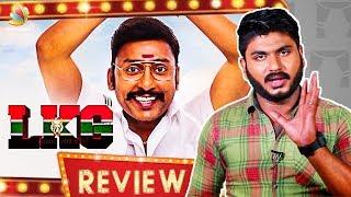 LKG Movie Review   RJ Balaji, Priya Anand Movie