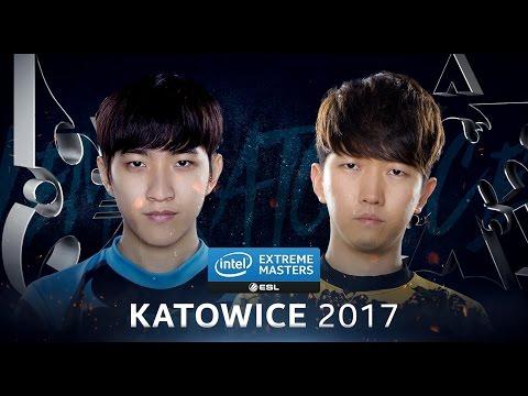 StarCraft II - herO vs. Ryung [PvT] - Group A - IEM Katowice 2017